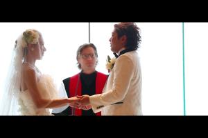 島原結婚式<br>「あなたがいるから」