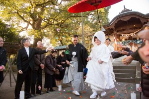 諏訪神社挙式プラン