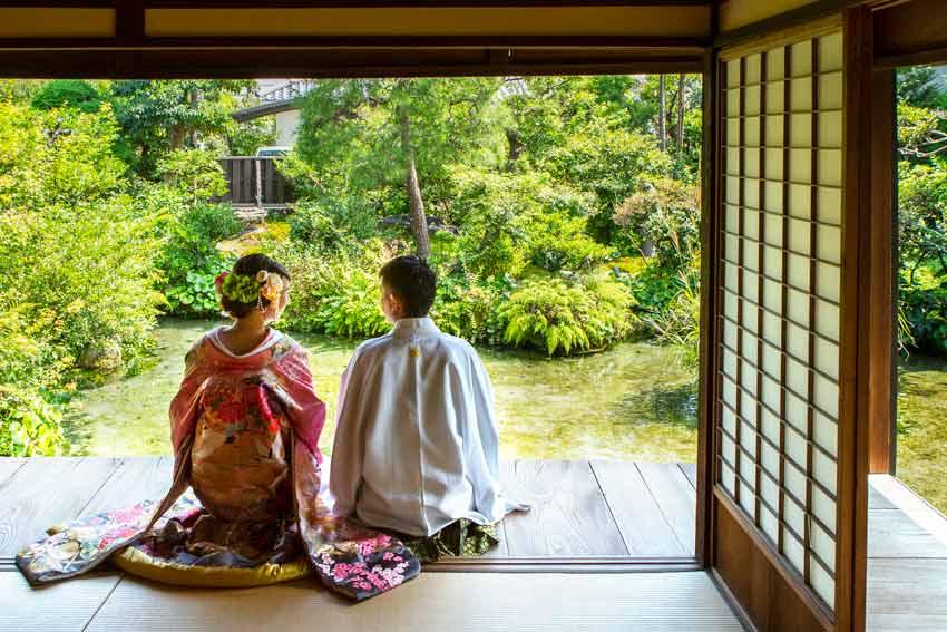 ザ・マーキーズ(ホテル&ウエディング) 新婚旅行フォトプラン 海外旅行者向け イメージ1