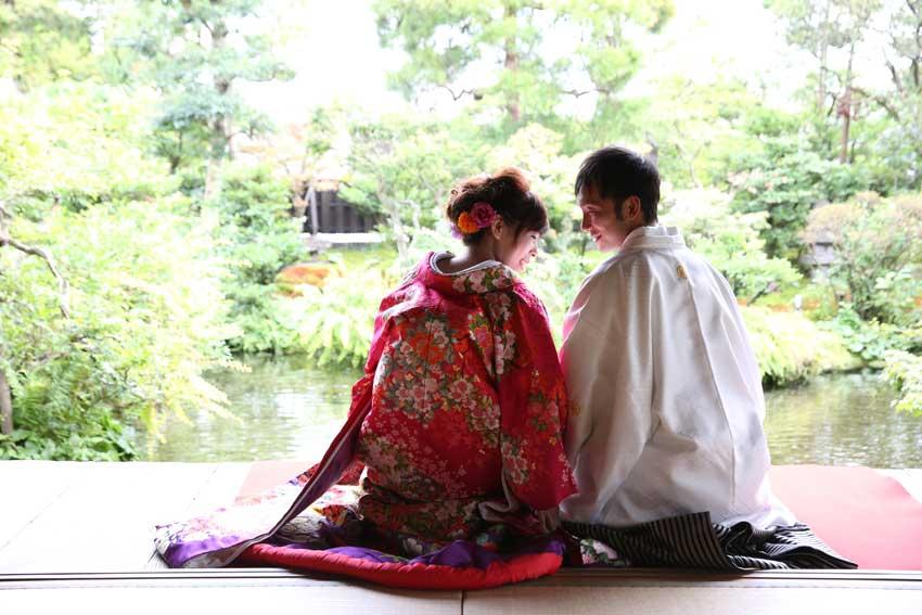 長崎県 結婚式場 ザ・マーキーズ Costume