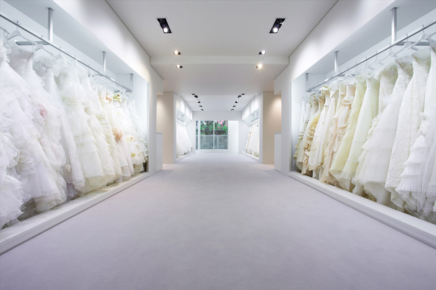 WEDDING PARTNER DRESS